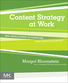 Content Strategy at Work by Margot Bloomstein