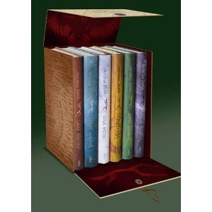 Chronicles of Ancient Darkness Complete Boxed Set by Michelle Paver