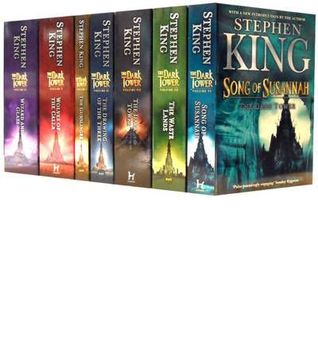 The Dark Tower Series Collection by Stephen King