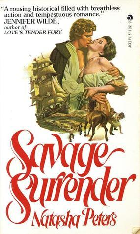 Savage Surrender by Natasha Peters