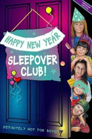 Happy New Year, Sleepover Club! (The Sleepover Club #24)