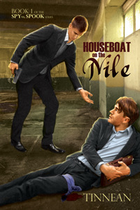Houseboat on the Nile (Spy vs. Spook, #1)