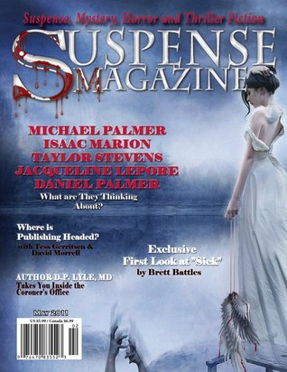 Suspense Magazine May 2011 by John Raab