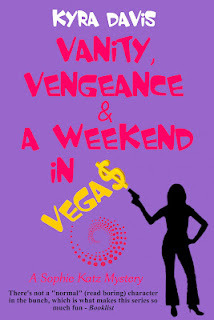 Vanity, Vengeance And A Weekend In Vegas by Kyra Davis