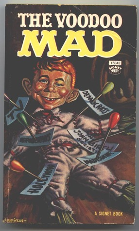 The Voodoo Mad by William M. Gaines