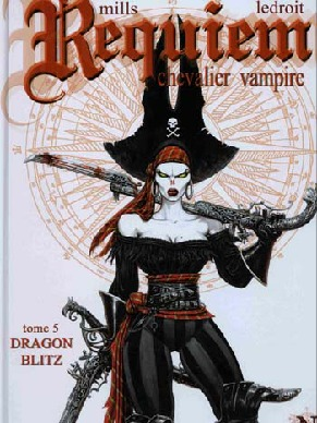Dragon Blitz (Requiem chevalier vampire #5)
