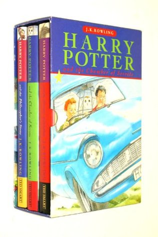The Harry Potter trilogy by J.K. Rowling