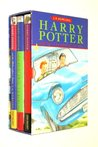 The Harry Potter trilogy: The Philosopher's Stone / The Chamber of Secrets / The Prisoner of Azkaban