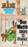 Don Martin Drops 13 Stories!