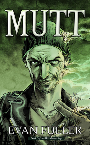 Book Cover Mutt by Evan Fuller