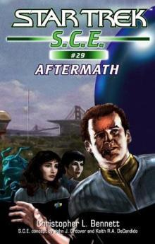 Aftermath by Christopher L. Bennett