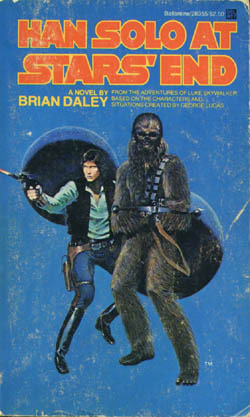 Han Solo at Stars' End by Brian Daley