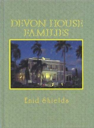 Devon House Families by Enid Shields