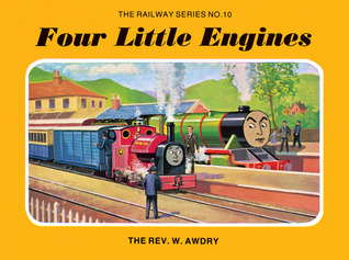 Four Little Engines (The Railway Series, #10)