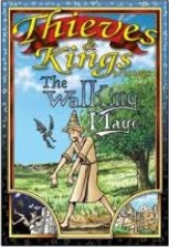 Thieves & Kings Presents The Walking Mage by Mark Oakley