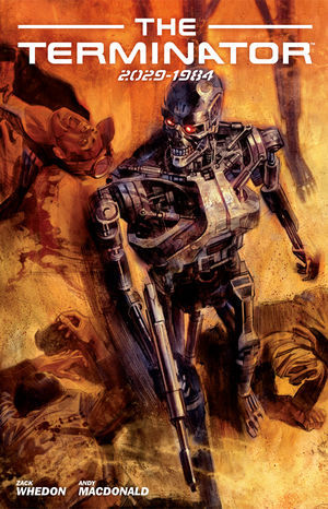 Terminator by Andy MacDonald