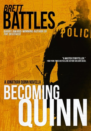 Becoming Quinn - A Jonathan Quinn Novella
