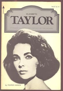 Elizabeth Taylor (Pyramid Illustrated History of the Movies)