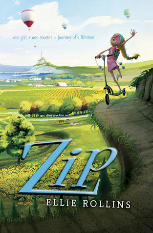 Zip by Ellie Rollins