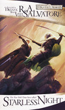 Starless Night (Legacy of the Drow #2; Legend of Drizzt #8)