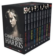 True Blood Collection by Charlaine Harris