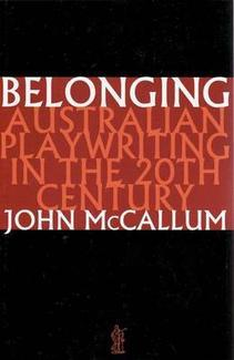 Belonging by John McCallum