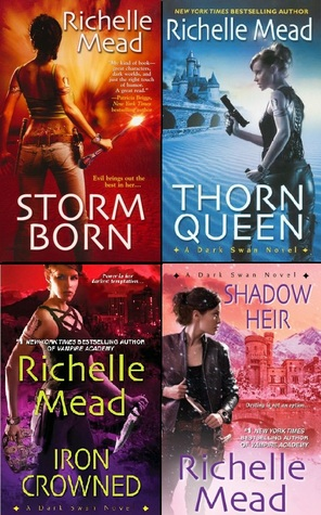 Dark Swan Bundle by Richelle Mead