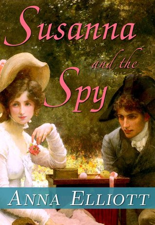 Susanna and the Spy by Anna Elliott