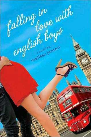 Falling in Love with English Boys by Melissa Jensen