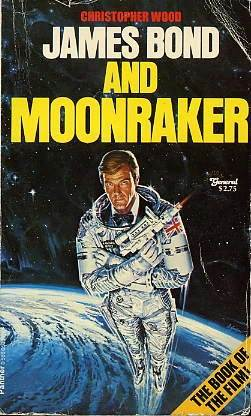 James Bond and Moonraker by Christopher Wood