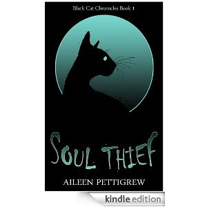 Soul Thief (Black Cat Chronicles, #1)