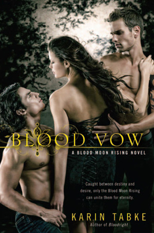 Review: Blood Vow by Karin Tabke