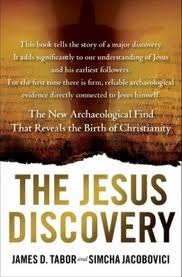 The Jesus Discovery by James D. Tabor