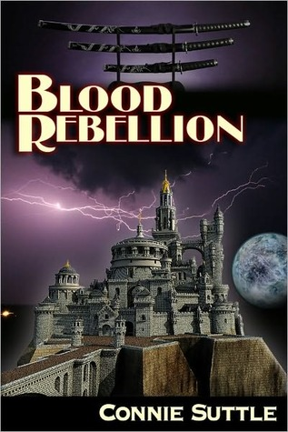 Blood Rebellion (Blood Destiny #7) - Connie Suttle