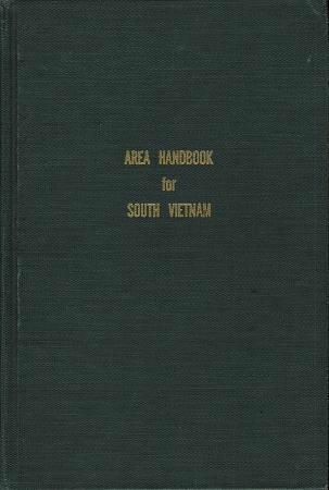 Area Handbook for South Vietnam by Harvey H. Smith