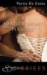 A Gentlewoman's Pleasure (The Ladies' Sewing Circle, #3)