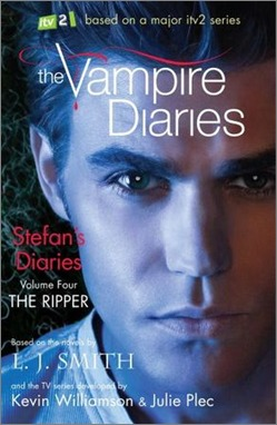 The Ripper. by L.J. Smith (The Vampire Diaries: Stefan