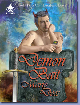Demon Bait (Lucifer's Boys, #2)