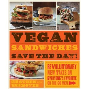Vegan Sandwiches Save the Day by Celine Steen