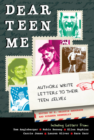 Dear Teen Me by E. Kristin Anderson