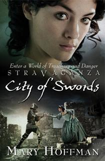 City of Swords (Stravaganza, #6)
