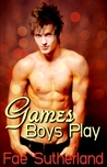 Games Boys Play (Glitterbomb! #1)