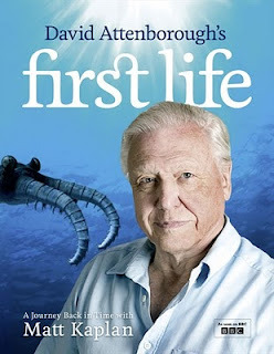David Attenborough's First Life by David Attenborough