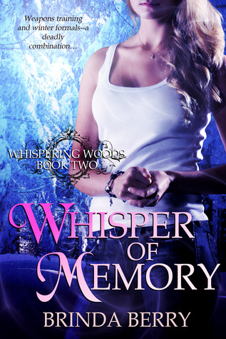 Whisper of Memory (Whispering Woods, #2)