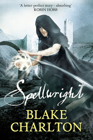 Spellwright (Spellwright, #1)