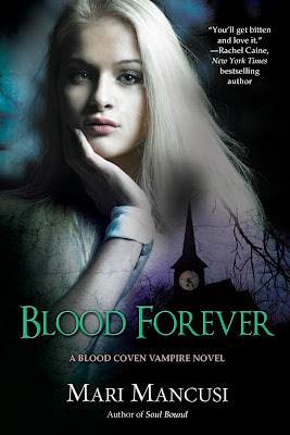 Blood Forever by Mari Mancusi
