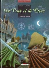 Le Secret du janissaire (De Cape et de Crocs, #1)