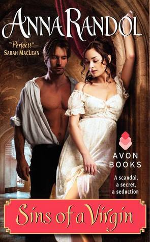 Sins of a Virgin by Anna Randol
