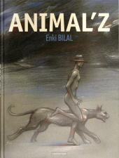 Animal'z by Enki Bilal