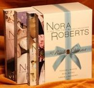 Nora Roberts Bride Quartet Boxed Set
